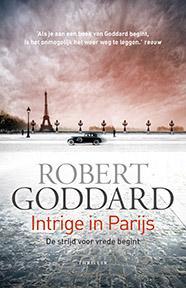 Intrige in Parijs | voorzijde
