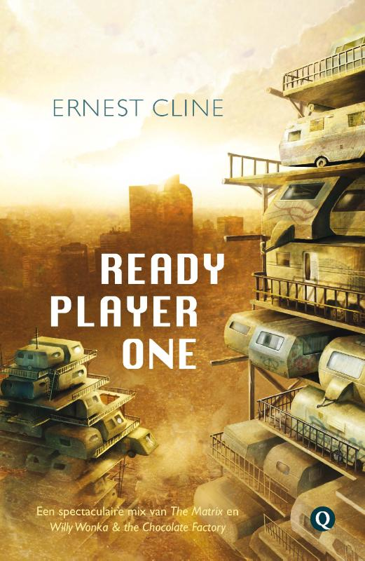 Ready player one | voorzijde